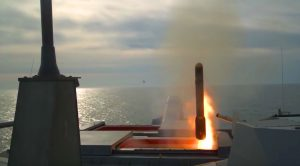 Destructive High-Speed Hellfire Missile Blast Captured In Slow Motion