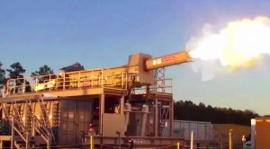 Advanced Powerhouse Railgun Launches Destructive Rounds At Mach 6