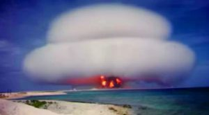 Destructive Nuclear Weapons Footage Declassified After 70 Years