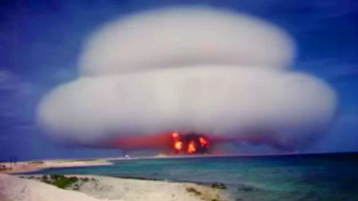Destructive Nuclear Weapons Footage Declassified After 70 Years | World War Wings Videos