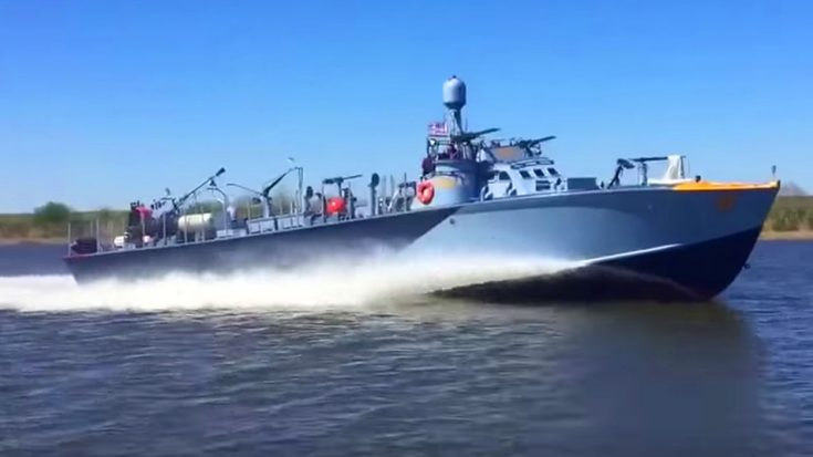 World's Only Patrol Torpedo Boat Restored To Life – It Has Some Killer Speed | World War Wings Videos