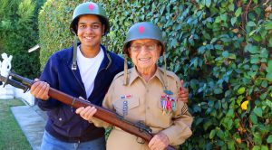 Teenager On A Mission That Brings Every Living WWII Veteran To Tears – Why Has No One Else Done This?