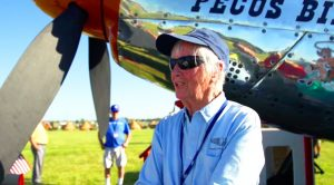 One Of The Last Remaining Female Pilots Of WWII Soars Again In A P-51 Mustang