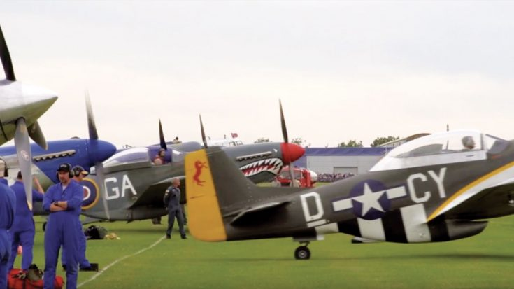 New Trailer For Flying Legends '17-Don't Miss This Airshow | World War Wings Videos