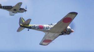 No Music. Pure Engines.-P-40C Tomahawk Dogfighting The Last Airworthy Ki-43 Oscar