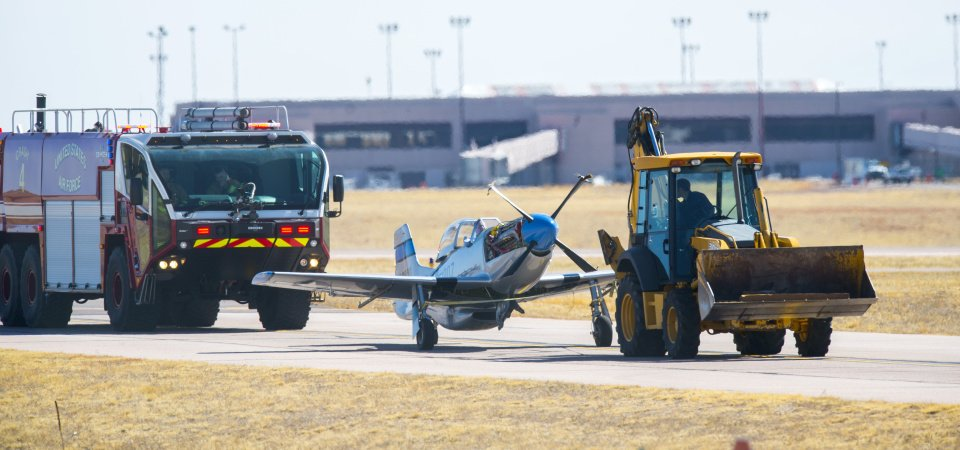 Com Continuous News Colorado >> News| P-51 Mustang Malfunctions Crash Landing In Colorado - World War Wings