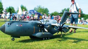 Gigantic RC A400M Does Something You've Never Seen-Drops Paratroopers