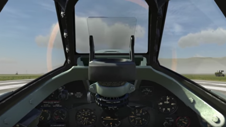 Digital Combat Simulator – First Kill With A Spitfire | World War Wings Videos