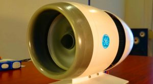 3D-Printed Jet Engine With Reverse Thrusters Is Absolutely Mesmerizing – It Gets Pretty Damn Loud!