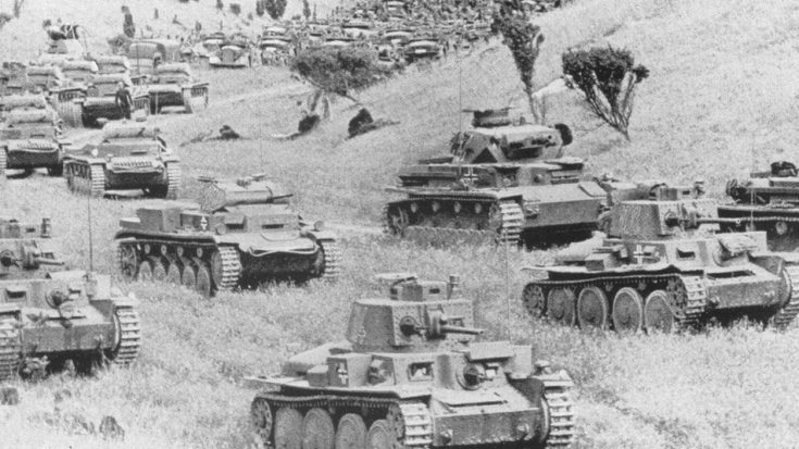 blitzkrieg tactics proved efficient for german military 1940-1941 blitzkrieg to hong kong essay outline:  the military tactic of blitzkrieg was essential in the successes of germany,  and sea, to the extent that their tactics proved to be less efficient o with forces in all directions, german invasions were conducted very quickly,.