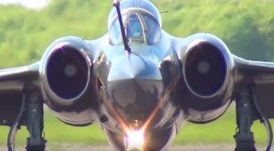 Raw Power Of The Blackburn Buccaneer – How Low Can It Fly?