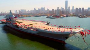 After Years Of Relentless Construction China's Tremendous Aircraft Carrier Prepares For Battle