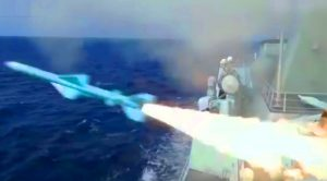 Chinese Navy Declassifies Massive Missile Test Footage For The First Time
