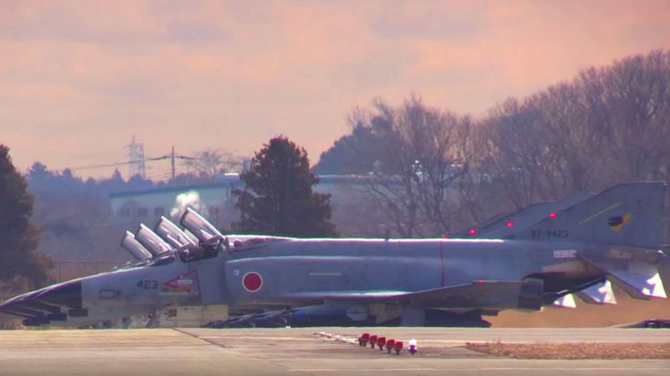 F-4 Squadron Launches Into Action – Turn The Volume Up For This! | World War Wings Videos