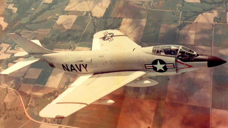 Lost Film Of The F3H Demon – The Rare Fighter That Spawned The F-4 Phantom | World War Wings Videos