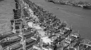 Revolutionary Technique Redefined WWII Shipbuilding – 2,700 Huge Vessels Built In The Blink Of An Eye