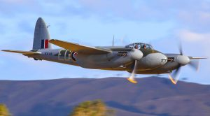 The Marvelous Engineering Trick That Made The Mosquito The Fastest Plane In The World