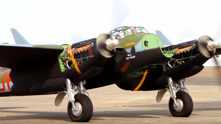 DH Mosquito's Dual Rolls-Royce Merlin Engines Stripped Down Blasted And Loud! | World War Wings Videos
