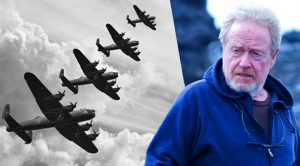 Legendary Director Of Alien, Blade Runner And Black Hawk Down To Helm Battle Of Britain Film