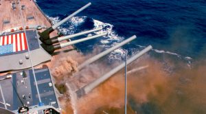 Declassified Film Of The USS Iowa's Horrific Turret Explosion – Absolutely Terrifying