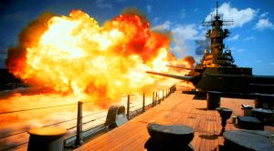 USS Missouri In Desert Storm – The Legendary Battleship Fires In Anger For The First Time In 40 Years