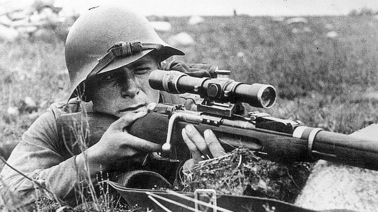 The Bigger Role That Snipers Played In WWII – It Wasn't Just Killing Enemies | World War Wings Videos