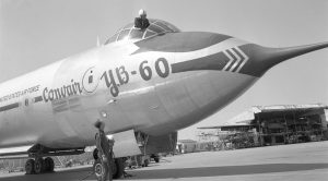 The Exotic Convair YB-60 Takes On The Powerful B-52 Stratofortress – Battle Of The Bombers