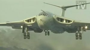 This Was The Last Handley Page Victor Flight-An End Of An Era