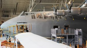 A Brief Tour Of The H-4 Hercules-It's Bigger Than You'd Ever Imagine