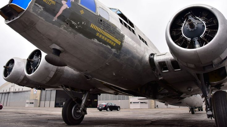 WWII's Most Famous Bomber Is Finally Being Restored-We Almost Can't Wait Till 2018 | World War Wings Videos