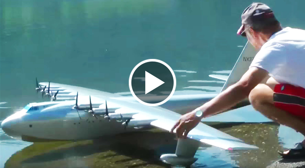 rc big plane with Folks Pay Ultimate Homage Spruce Goose Build Huge Rc Actually Flies on Watch also 1396182819 further Z 84 Pic besides 32697032487 likewise P31 LA7 Lavochkin ESM Rc Scale Model Airplane Arf Warbird Vliegtuig Plane.