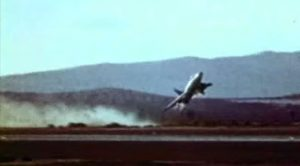 Tragic Footage Of F-100 Pilot Crashing Due To The 'Sabre Dance'