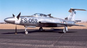 The XF-84H 'Thunderscreech' Made Ground Crews Vomit-Pretty Wild Stories