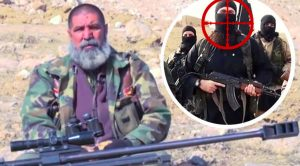63-Year-Old Sniper Has Fought In 5 Wars And Killed Over 170 ISIS Fighters This Year