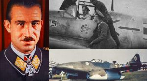 High-Ranking Luftwaffe General Risks His Life To Reject Hitler On The Me 262