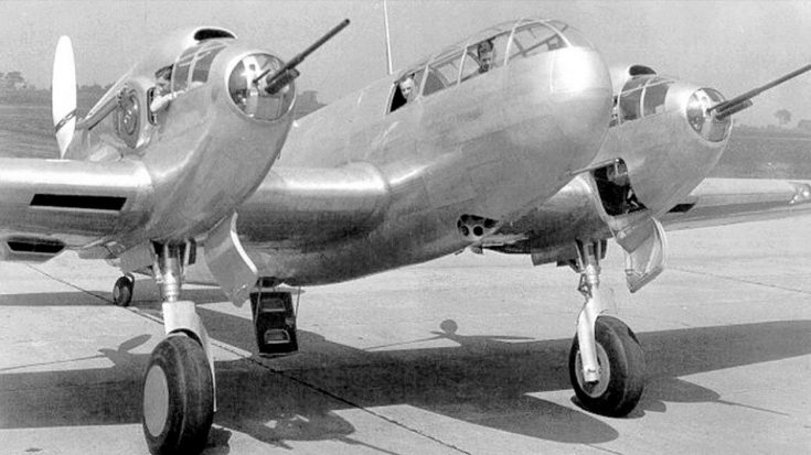 Bell Airacuda The Biggest Interceptor Of WWII – How Did They Even Think Up This Design? | World War Wings Videos