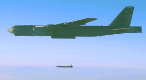 Colossal B-52 Bomber Unleashes $1 Million Nuclear Cruise Missile – 20 Feet Long And 3,000 Lbs