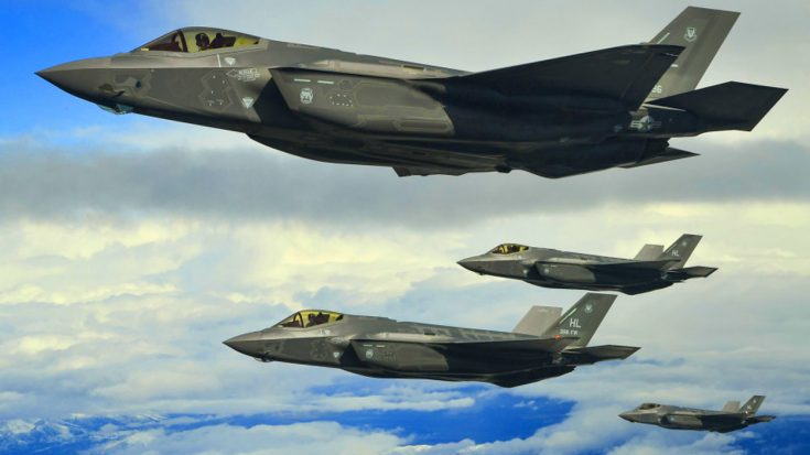 The First Nation Stepping Forward To Have An All F-35 Air Force – A Bold Move Or The Wrong Step?   World War Wings Videos