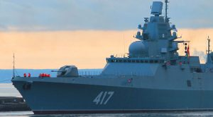 What Is Russia's Biggest Attack Frigate Really Capable Of In Combat?
