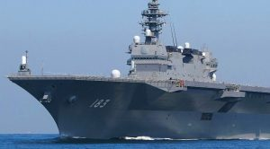 Japan's Biggest Warship Unites With US Navy In The Pacific – North Korea Better Watch Out!