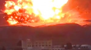 Leaked Footage Of The Mother Of All Bombs – Only Film Of The Massive Explosion