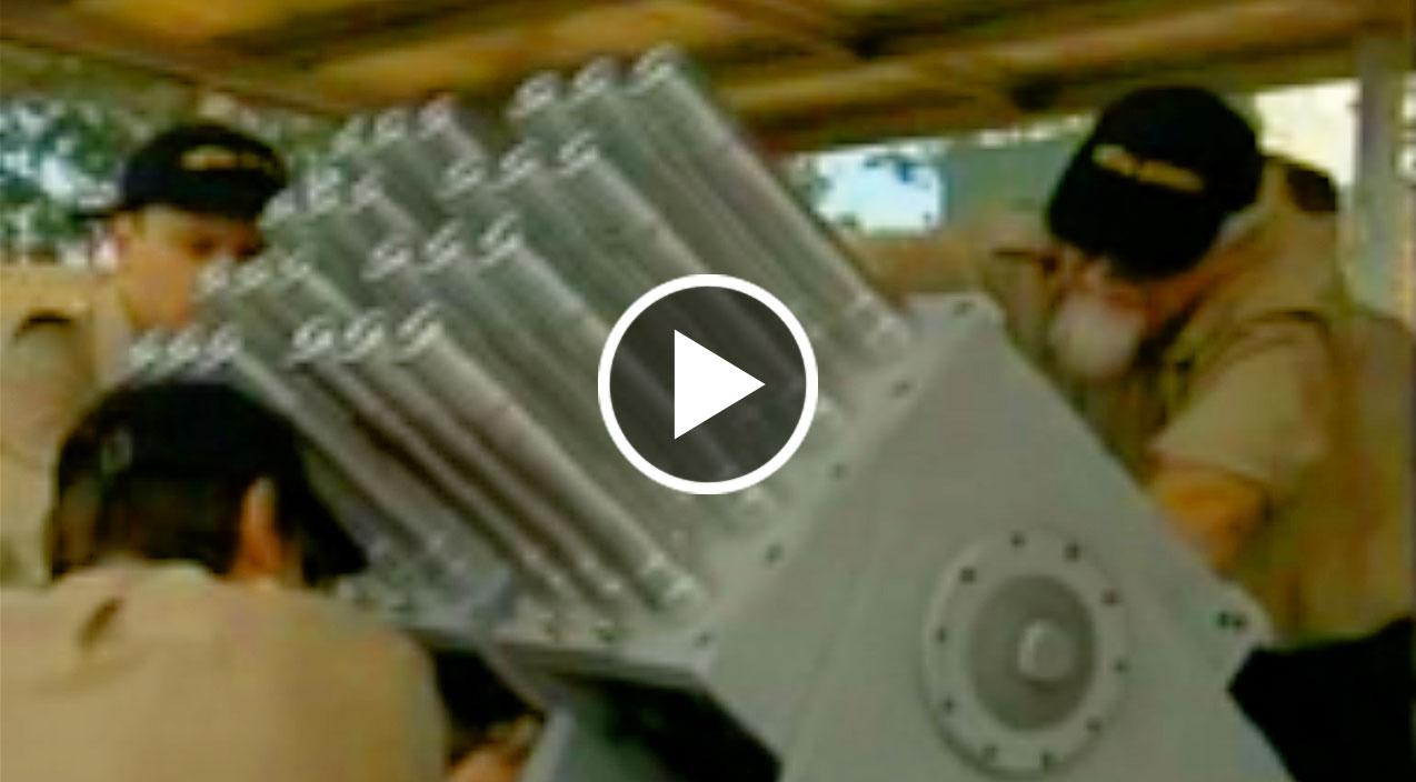 Metal Storm Grenade Launcher Fires 3,000 Rounds Per Minute - Insane Firepower - World War Wings