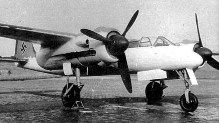 The Rare Luftwaffe Mosquito – The Plane So Good The Germans Just Had To Steal It | World War Wings Videos