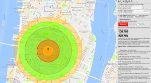 What Would Your Town Look Like After A Nuclear Strike? – New Program Helps You Find Out