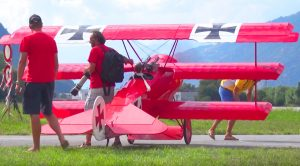 World's Biggest RC Fokker Dr.I Has Some Serious Moves – Don't Let The Size Fool You