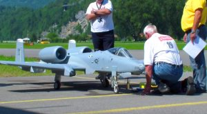 Gigantic Scale RC A-10 Warthog Ripping Through The Skies – Killer Speed On This Big Guy!
