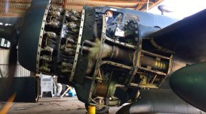 Giant Ventura Bomber Gets Major Engine Overhaul – Cover Your Ears For This One!