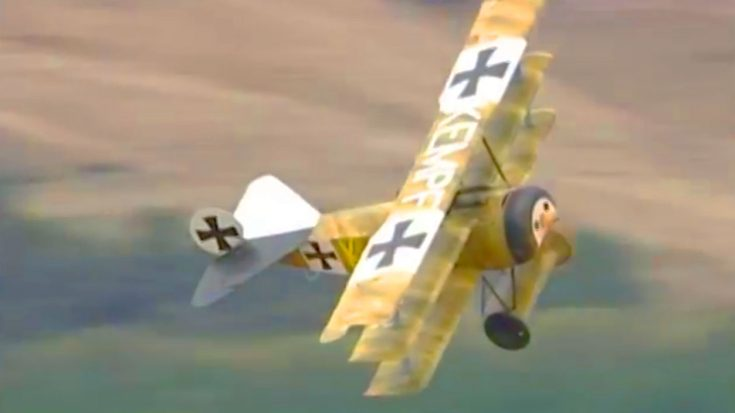 Speeding WWI Fighters In Action – 100 Years Later They've Still Got Moves | World War Wings Videos