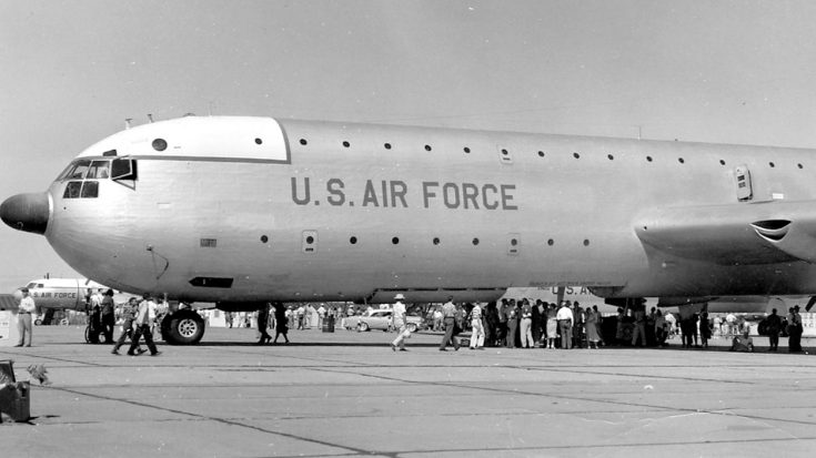 The Gigantic Convair XC-99 – They Got Really Creative With This Design | World War Wings Videos