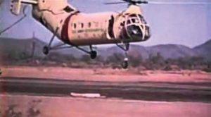 Spectacular Footage Of H-21 Shawnee Crash Tests-Slow Motion Destruction